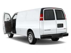 70 The 2020 GMC Savana Specs And Review