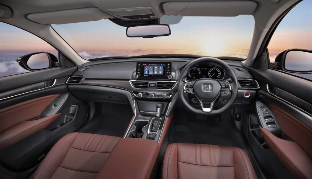 70 The 2020 Honda Accord Sedan Interior