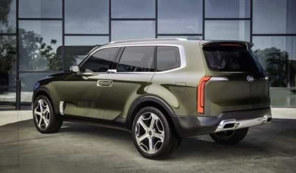 70 The 2020 Kia Mohave Pictures