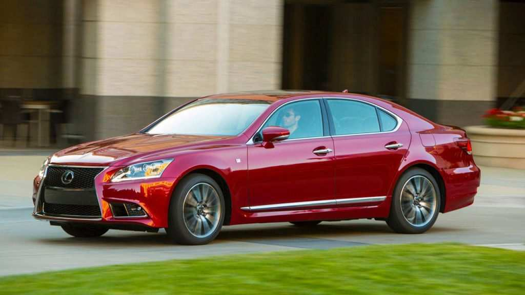 70 The 2020 Lexus Ls 460 Price And Review