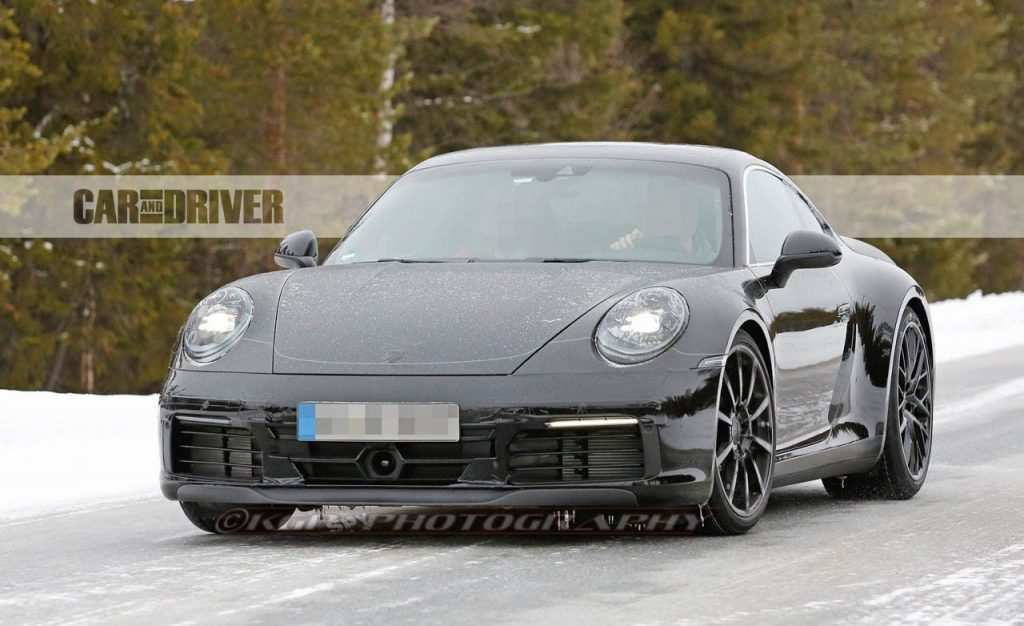 70 The 2020 Porsche 928Concept Speed Test