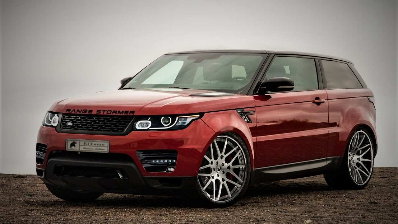 70 The 2020 Range Rover Sport Review And Release Date