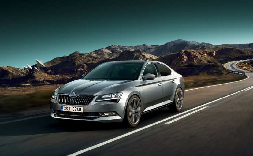 70 The 2020 Skoda Superb Price And Release Date