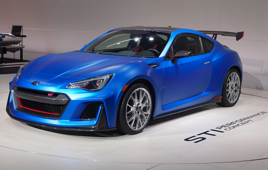 70 The 2020 Subaru BRZ New Concept