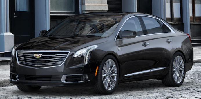 70 The Best 2019 Candillac Xts Interior