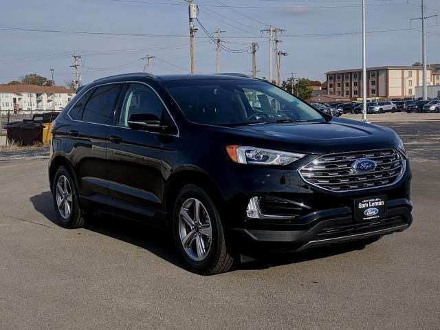 70 The Best 2019 Ford Edge Sport Model