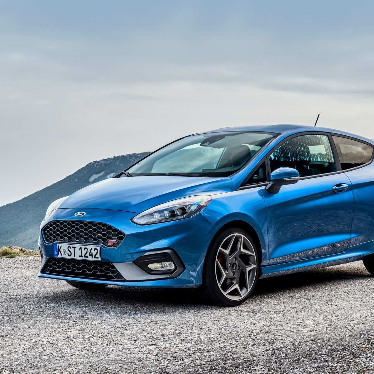 70 The Best 2019 Ford Fiesta Release Date And Concept
