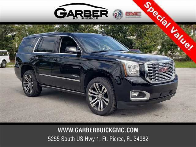 70 The Best 2019 GMC Yukon Denali Concept