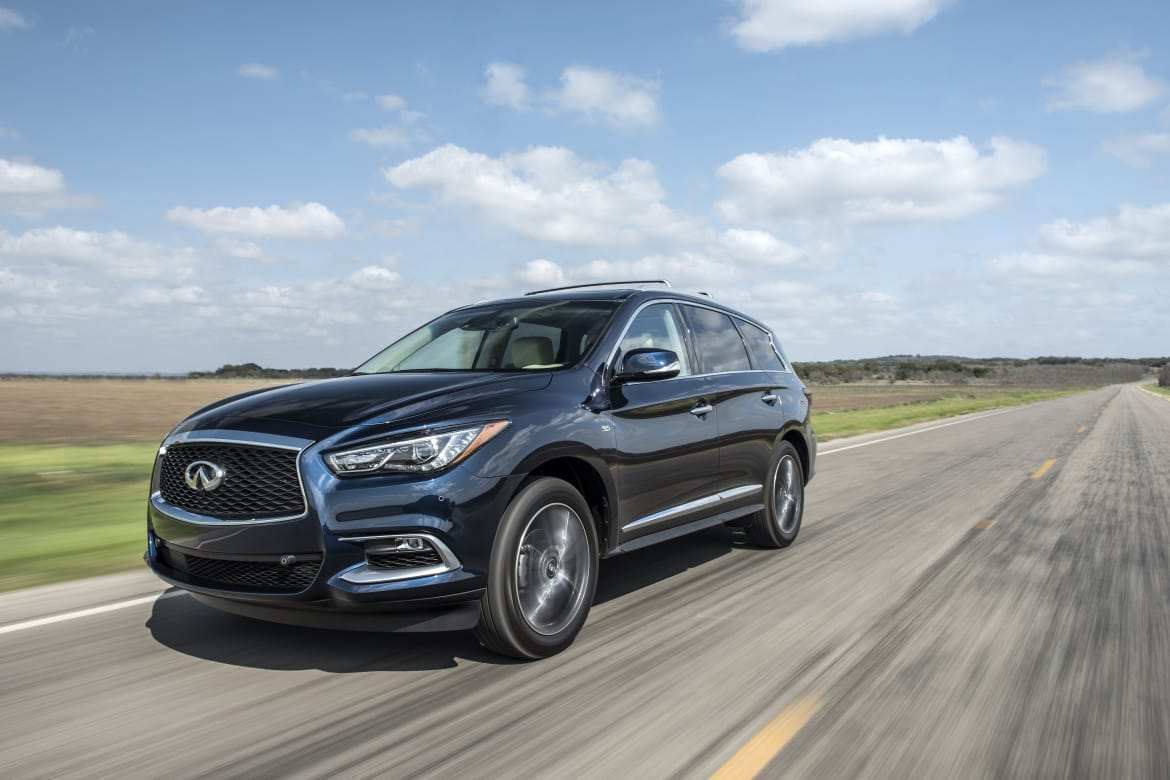 70 The Best 2019 Infiniti QX60 Hybrid Spesification