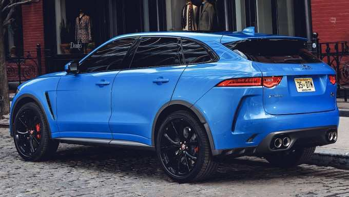 70 The Best 2019 Jaguar F Pace Svr 2 Overview