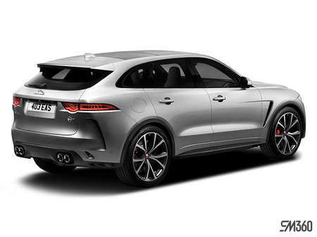 70 The Best 2019 Jaguar F Pace Svr 2 Picture