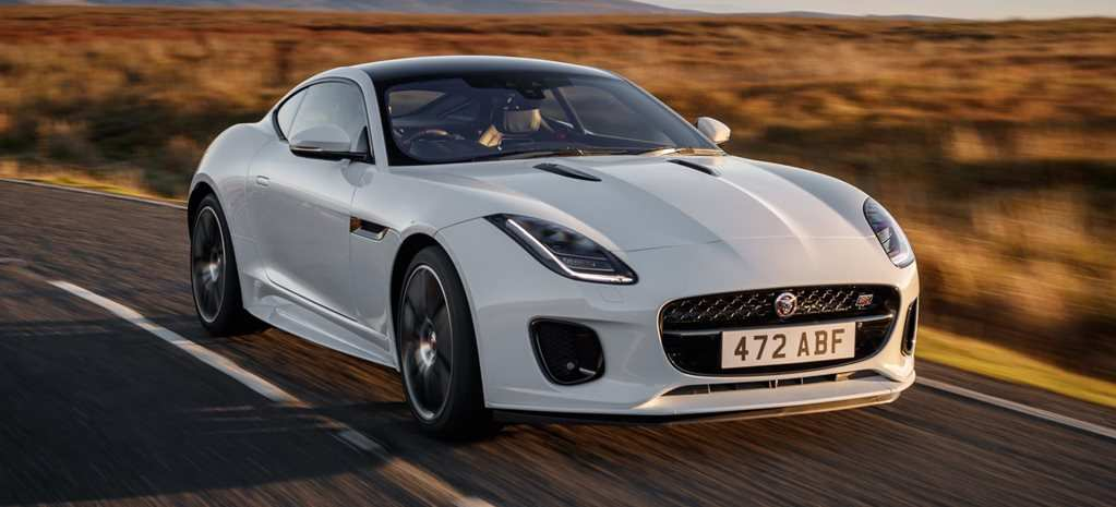 70 The Best 2019 Jaguar F Type Redesign and Concept