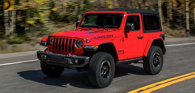 70 The Best 2019 Jeep Build And Price Review And Release Date