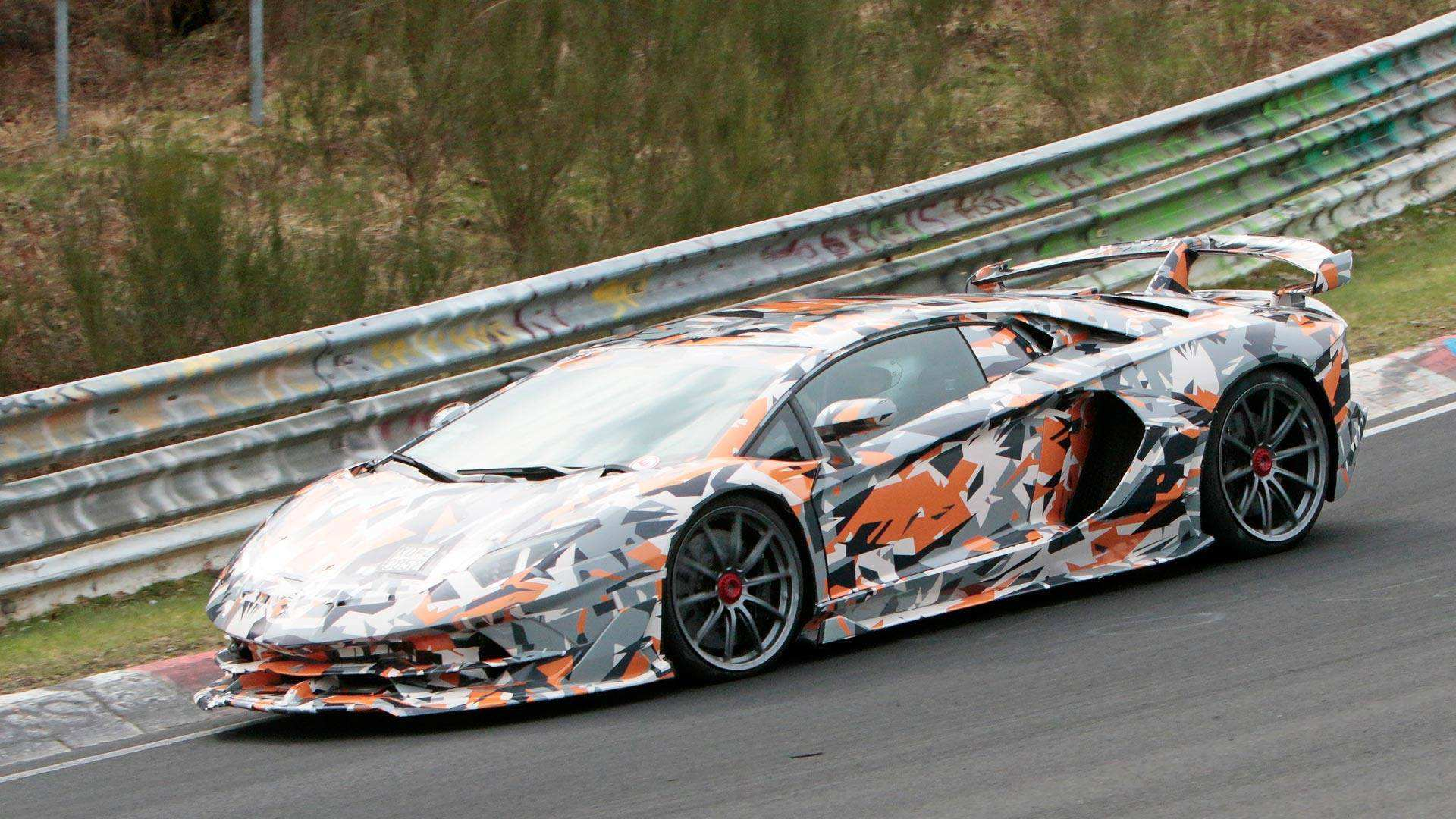 70 The Best 2019 Lamborghini Aventador Rumors