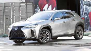 70 The Best 2019 Lexus Ux Price Canada Exterior