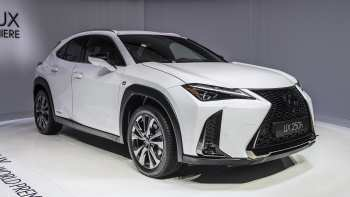 70 The Best 2019 Lexus Ux200 Review And Release Date