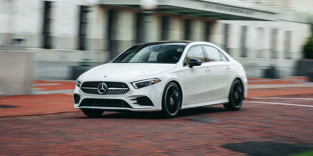 70 The Best 2019 Mercedes A Class Usa Exterior And Interior