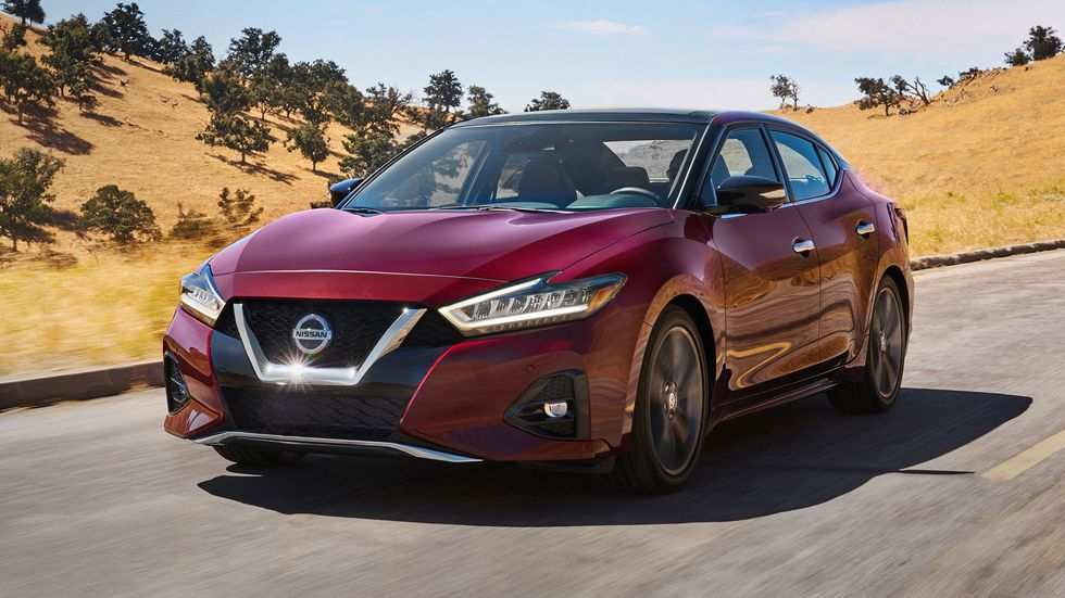 70 The Best 2019 Nissan Maximas Picture