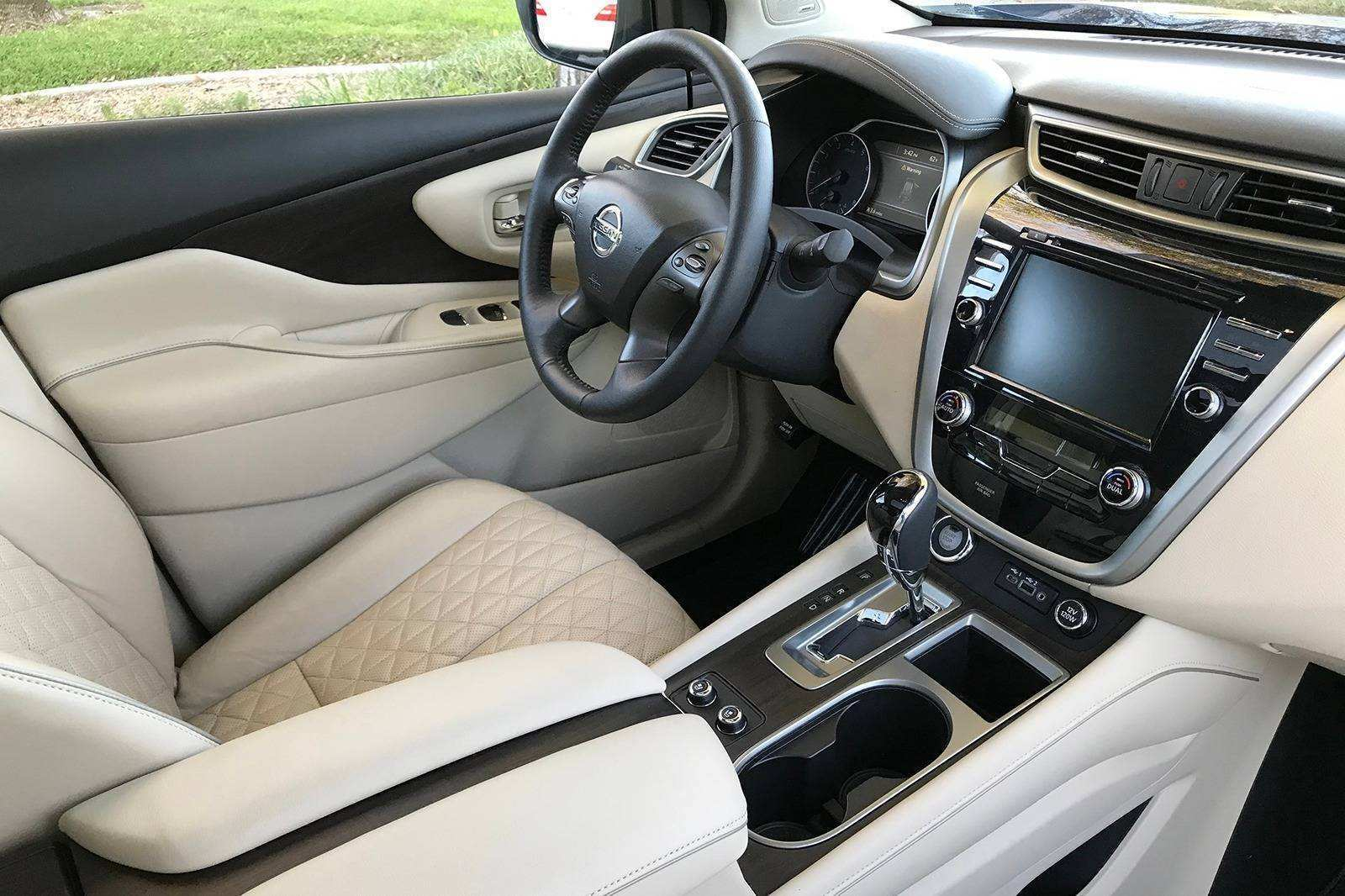 70 The Best 2019 Nissan Murano Configurations