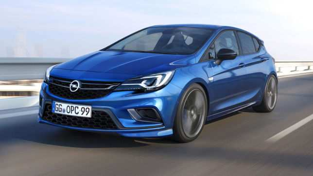 70 The Best 2019 Opel Astra New Review