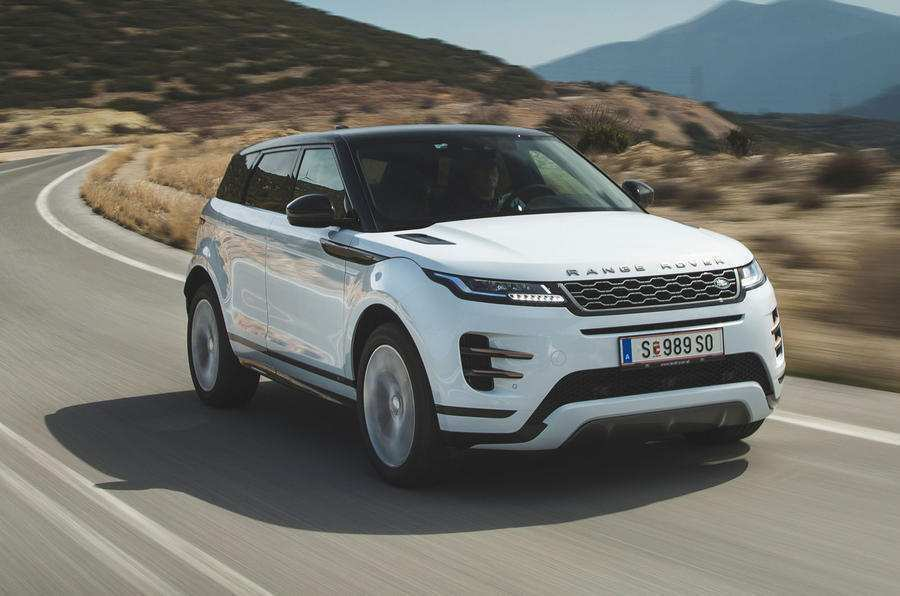 70 The Best 2019 Range Rover Evoque Price And Review