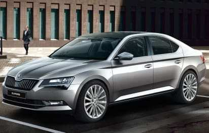 70 The Best 2019 Skoda Superb Release Date And Concept