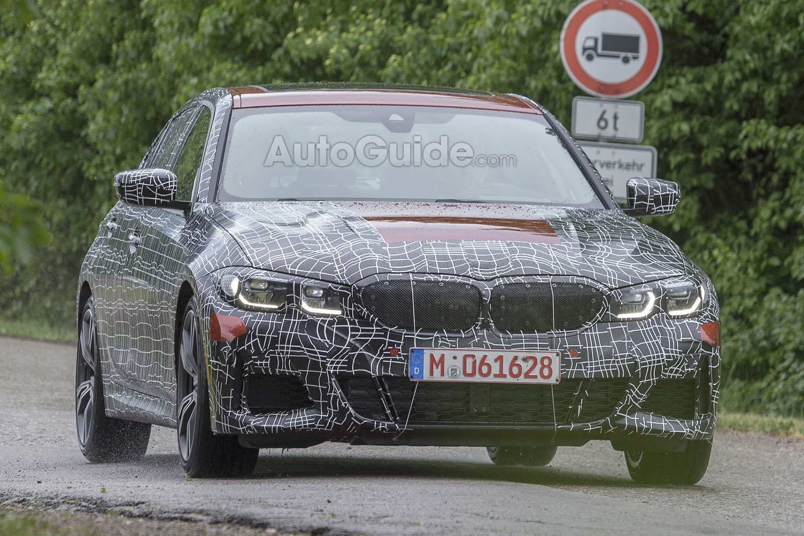 70 The Best 2019 Spy Shots BMW 3 Series Concept And Review