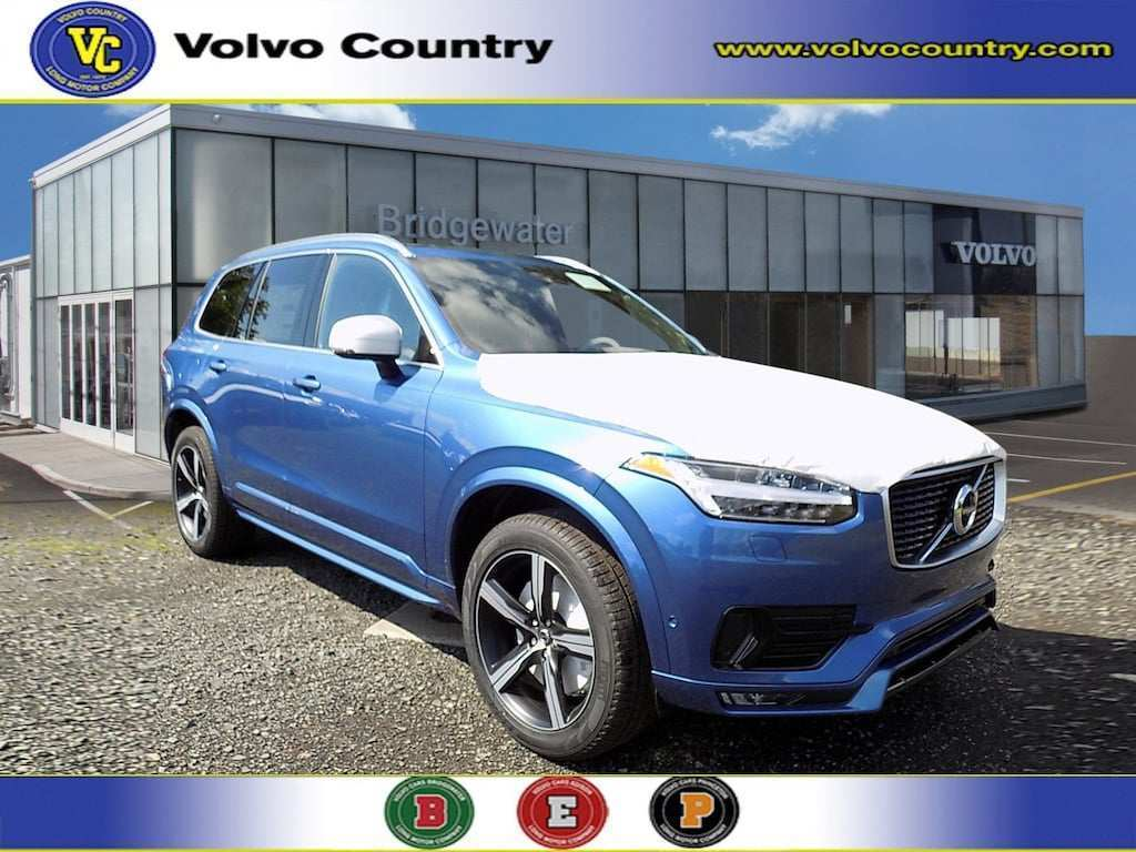 70 The Best 2019 Volvo XC90 Redesign And Concept