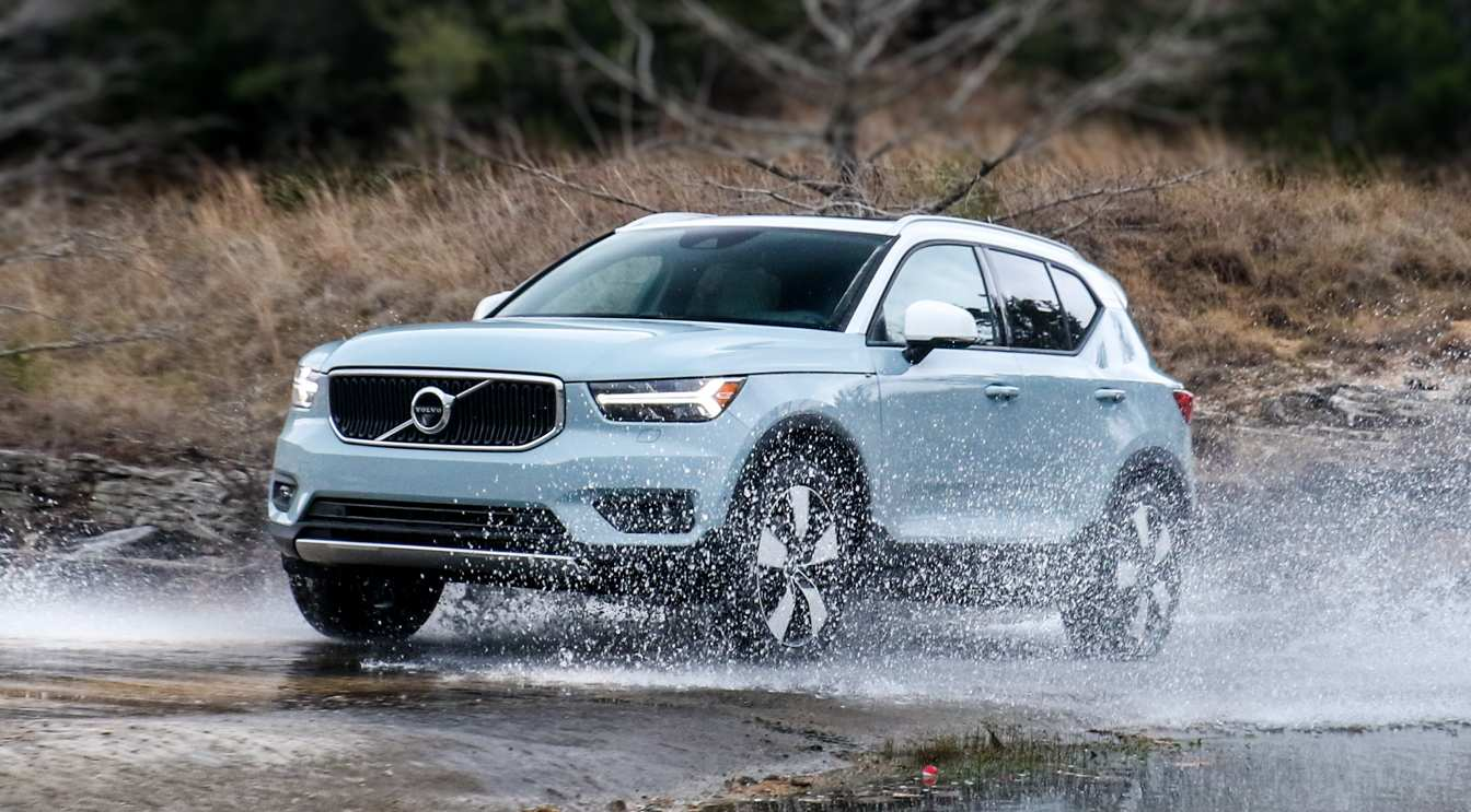 70 The Best 2019 Volvo Xc40 Mpg Spy Shoot