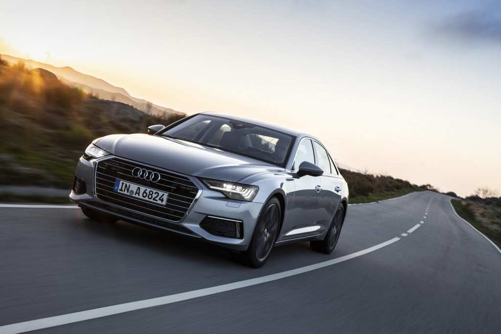 70 The Best 2020 Audi A6 Comes Style