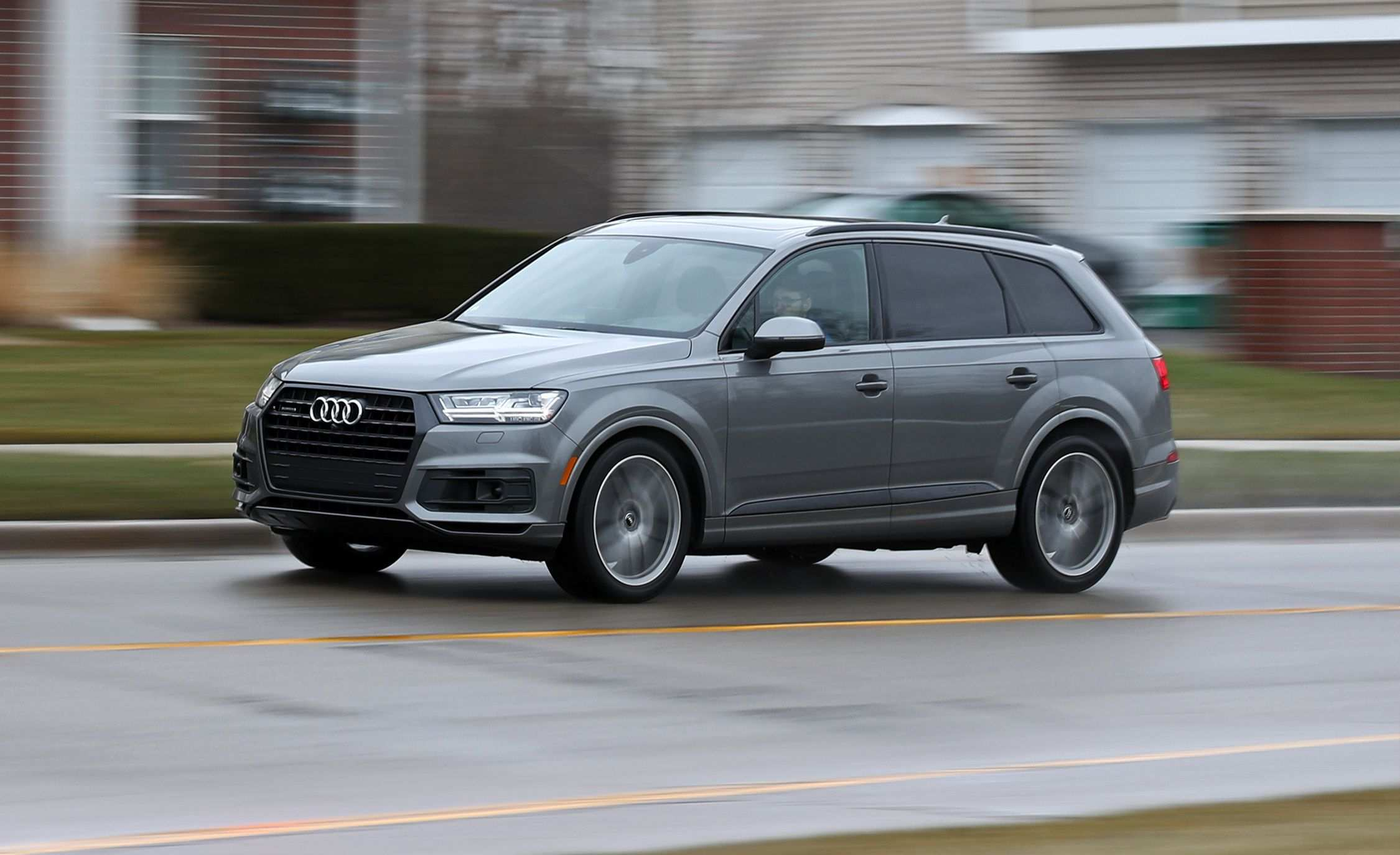 70 The Best 2020 Audi Q7 Changes Performance And New Engine