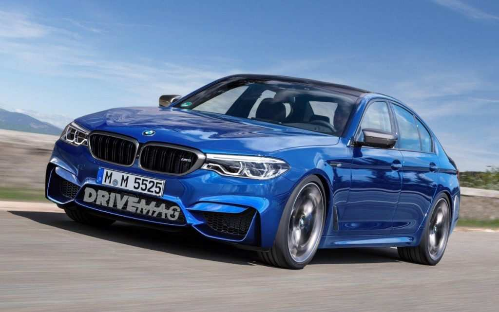 70 The Best 2020 BMW M5 Get New Engine System Spy Shoot