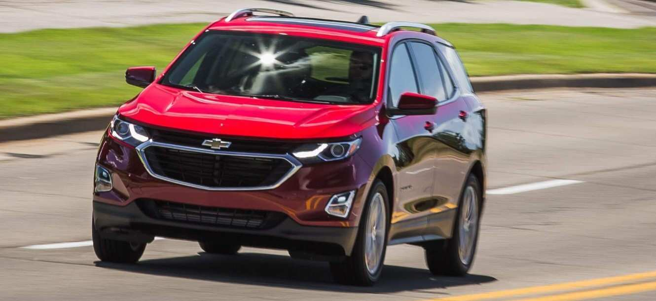 70 The Best 2020 Chevy Equinox Release Date And Concept