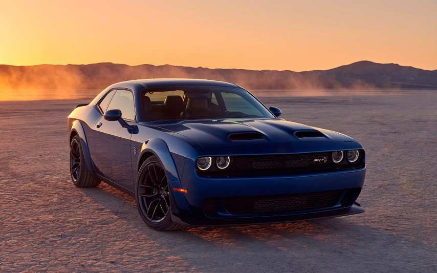 70 The Best 2020 Dodge Challenger Srt Interior
