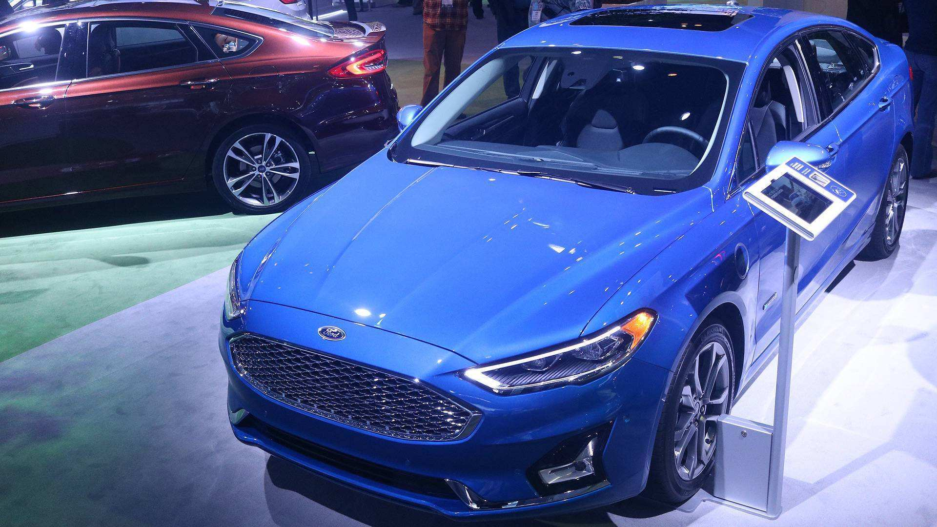70 The Best 2020 Ford Fusion Energi Review and Release date