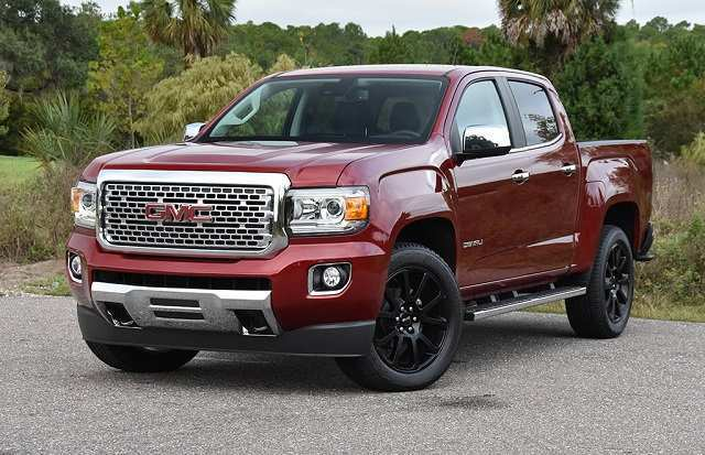 70 The Best 2020 GMC Canyon Denali Picture