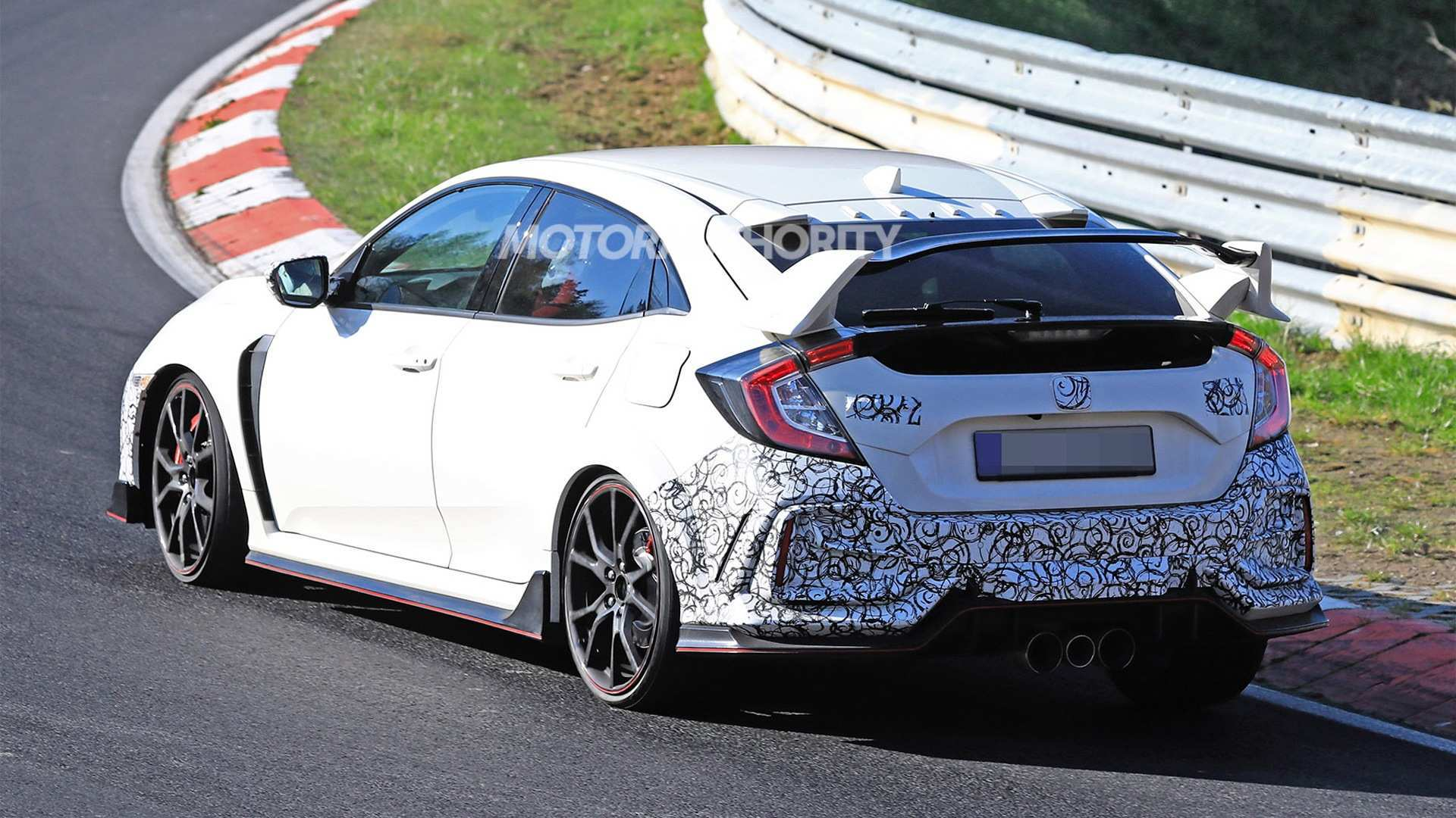 70 The Best 2020 Honda Civic Type R New Concept