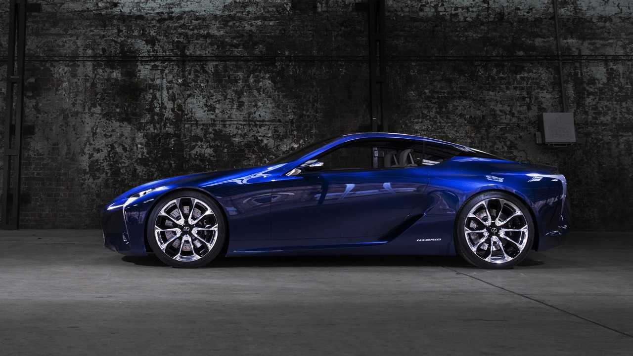 70 The Best 2020 Lexus Lf Lc Images