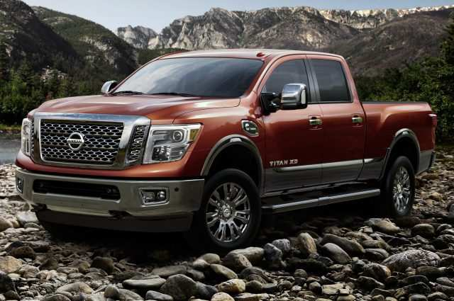 70 The Best 2020 Nissan Titan Diesel New Model And Performance