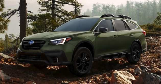 70 The Best 2020 Subaru Outback Photos Price Design And Review