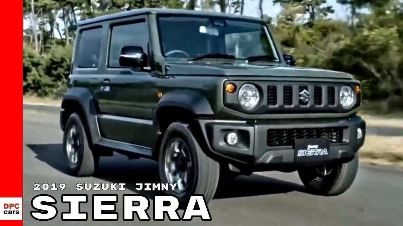 70 The Best 2020 Suzuki Jimny Model Overview