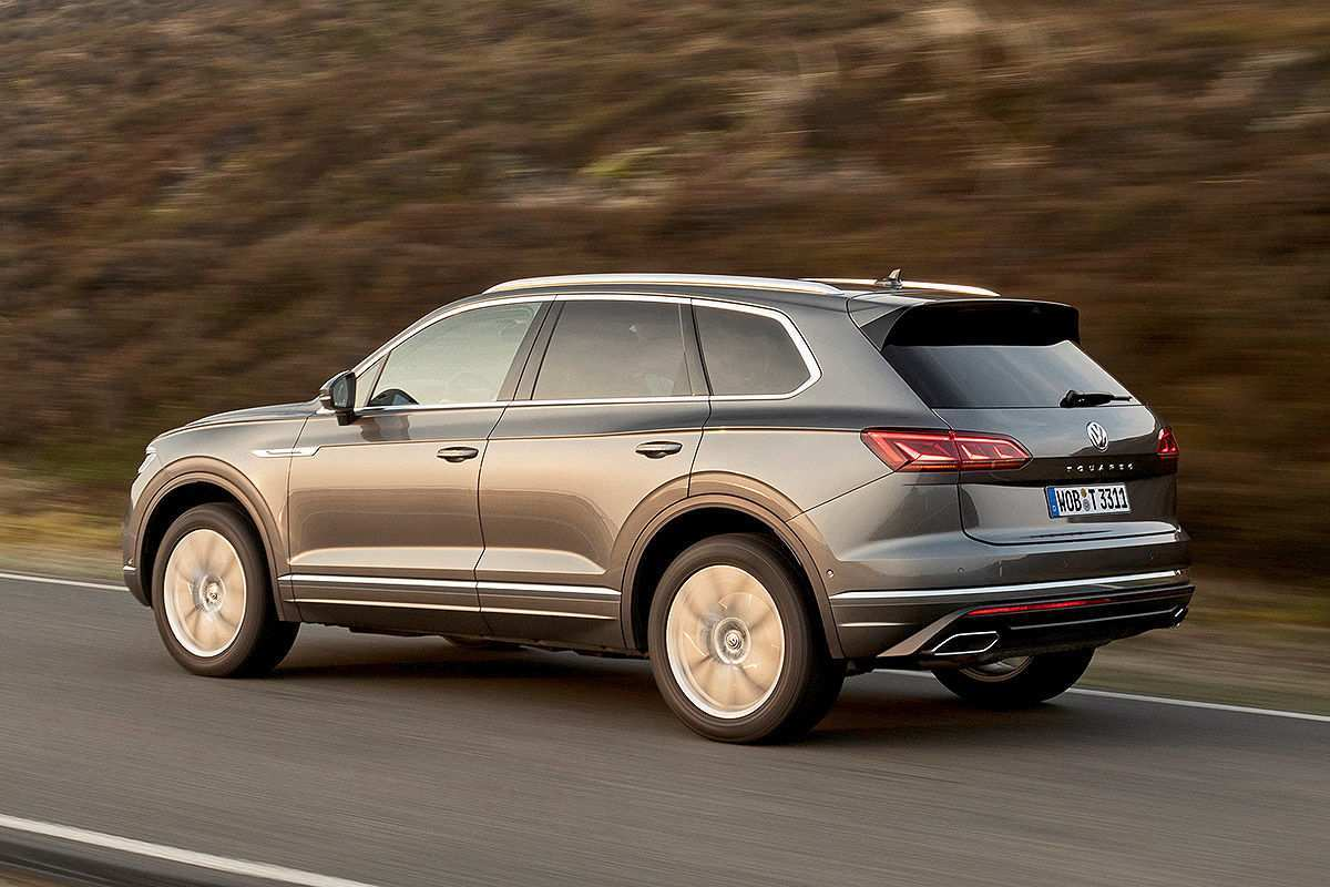 70 The Best 2020 Vw Touareg Tdi Images