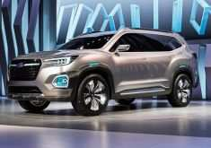 All New Subaru Outback 2020