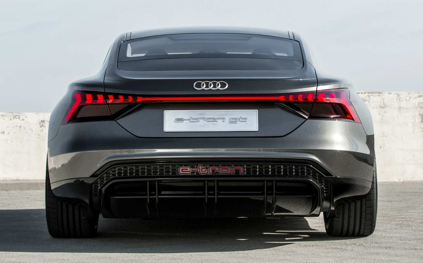 70 The Best Audi E Tron Gt Price 2020 Engine