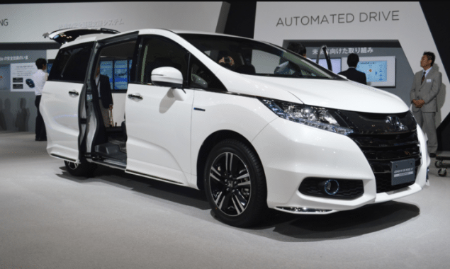 70 The Best Honda Odyssey 2020 Redesign Style