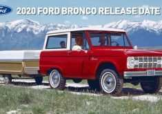 How Much Will The 2020 Ford Bronco Cost