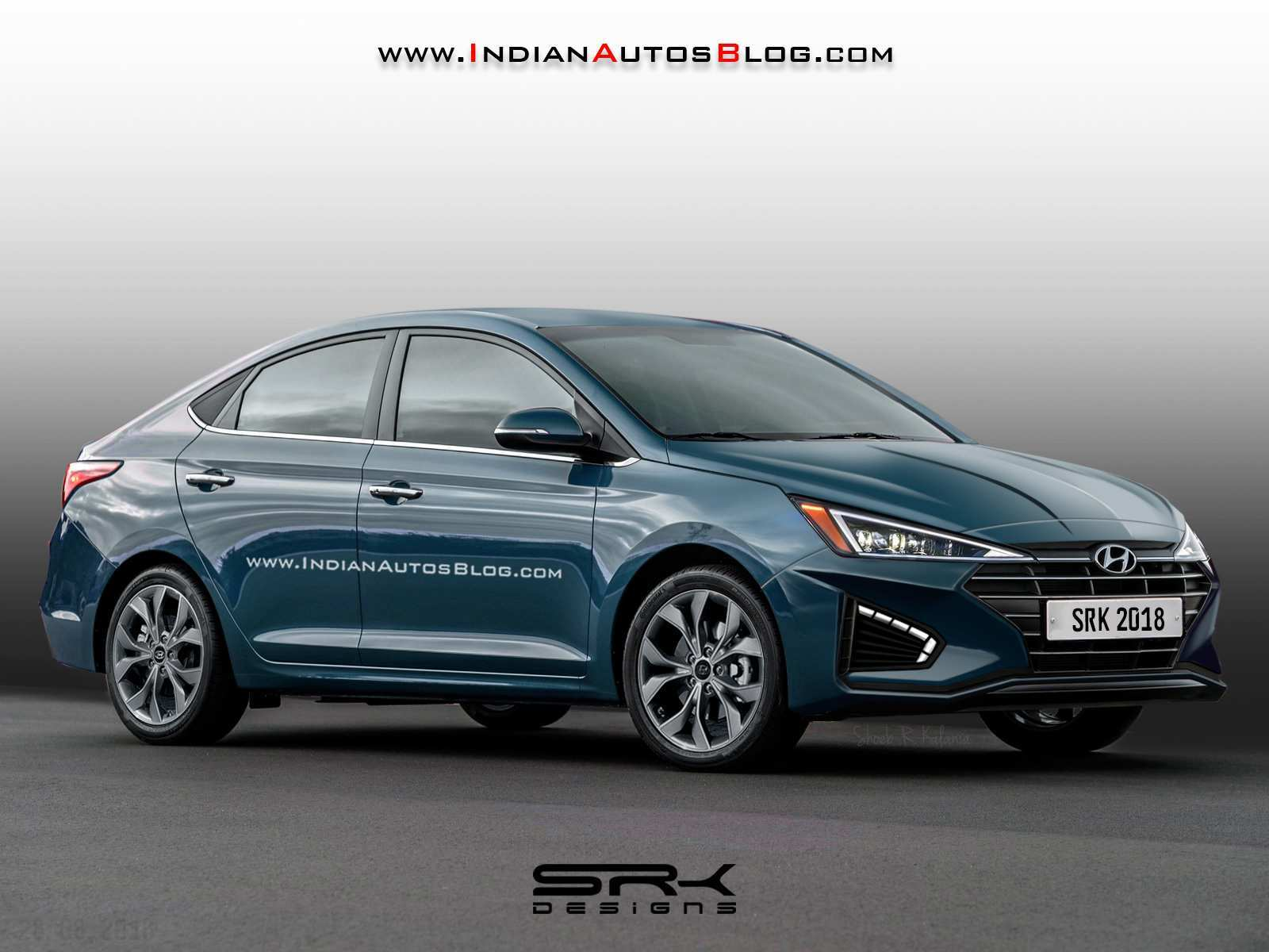 70 The Best Hyundai Verna Facelift 2020 Review And Release Date
