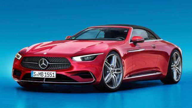 70 The Best Mercedes Sl 2019 Research New