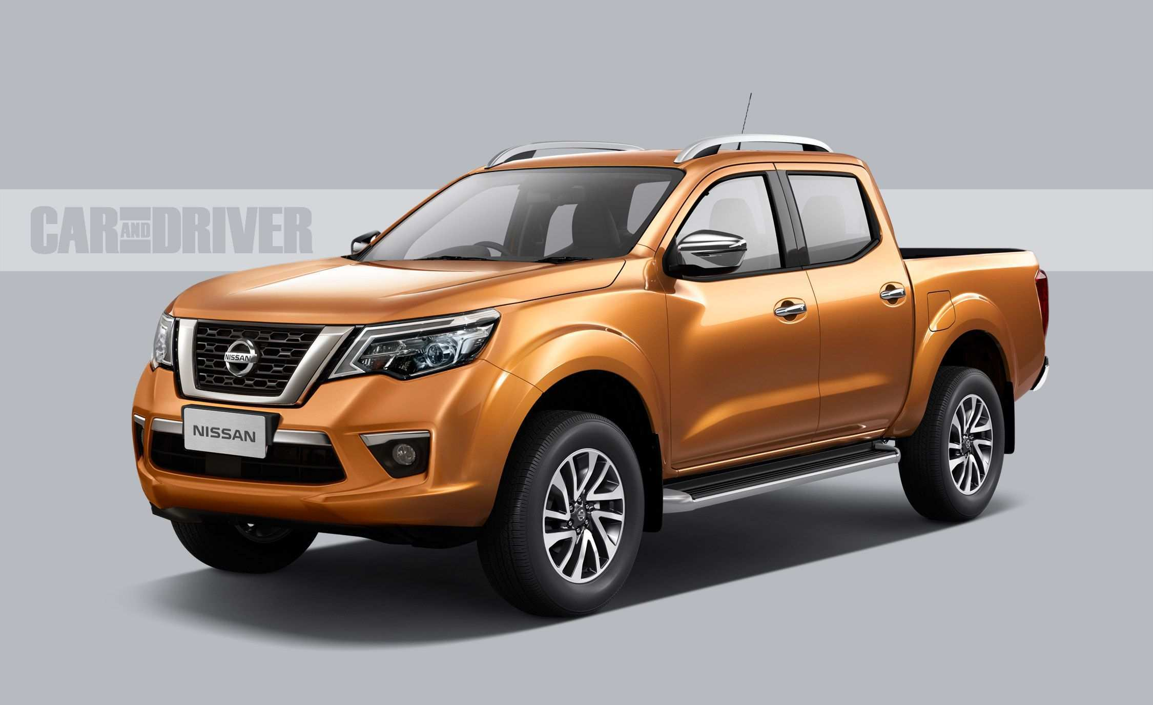 70 The Best Nissan Pickup 2020 Concept And Review