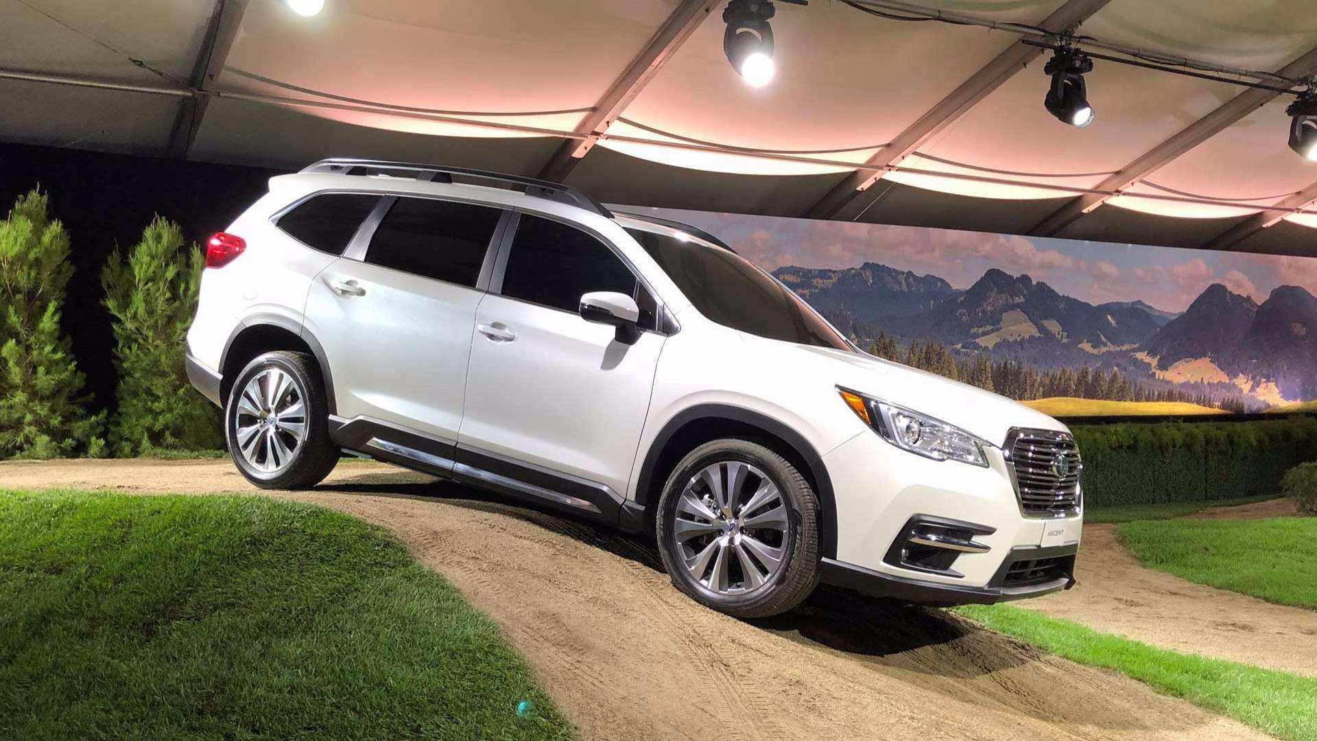 70 The Best Subaru Ascent 2019 Engine Exterior And Interior